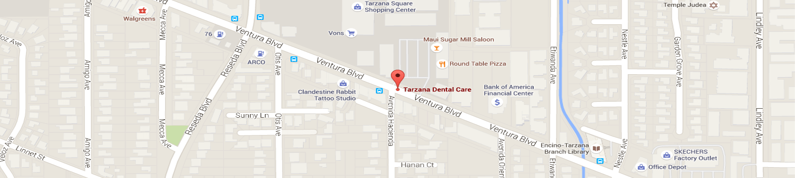 tarzana dental
